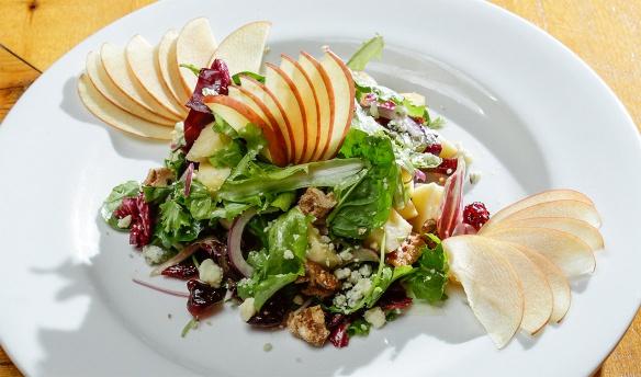 Wraps, paninis, sandwichs and salads