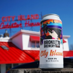 Bronx City Island Sour