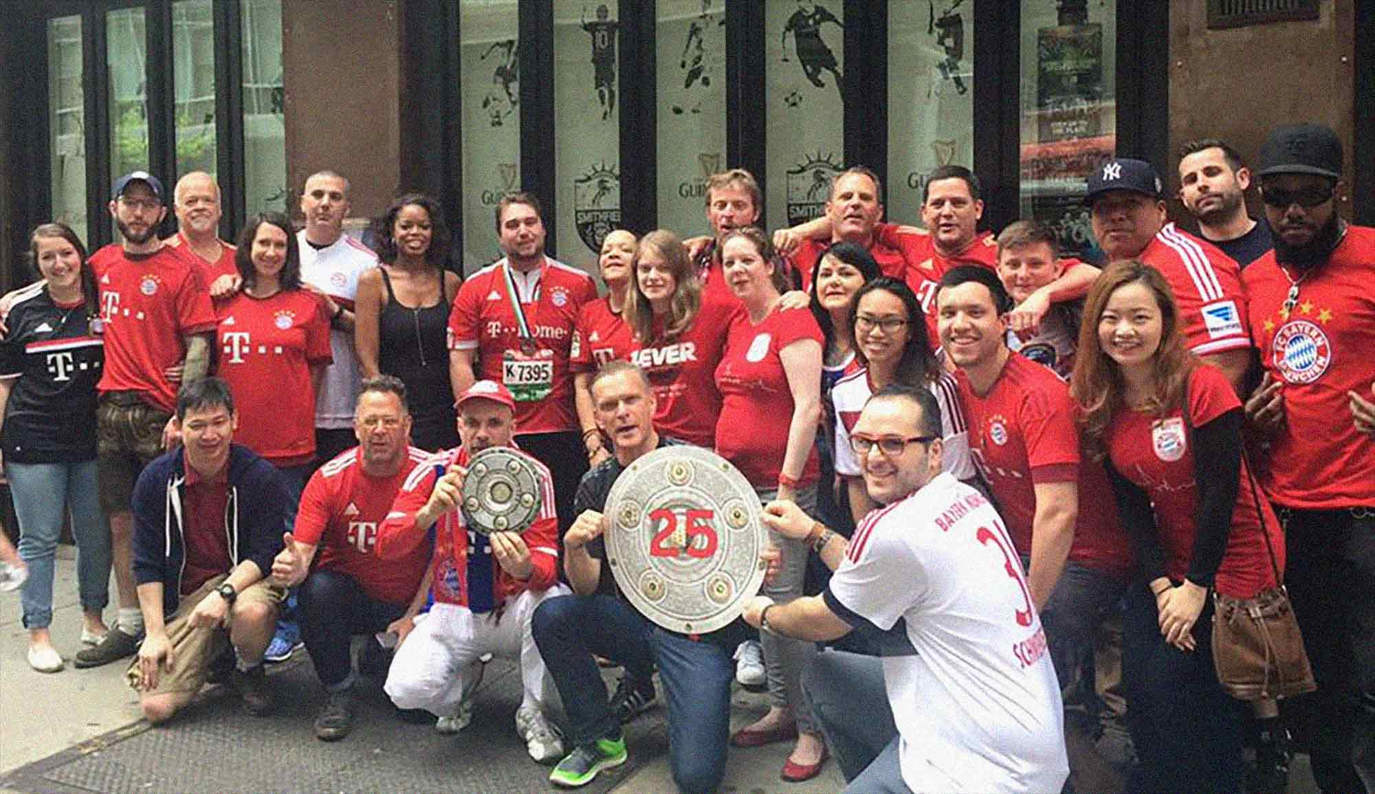 Bayern Munchen New York